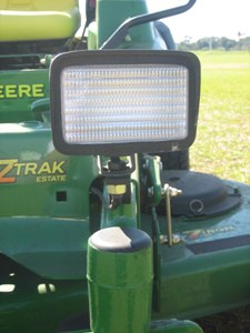 Front light kit