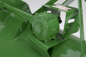 Heavy-duty gearbox