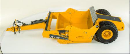 2412D E Ejector Scraper