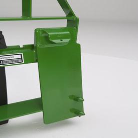 AE11E Series Free-Stall Scraper