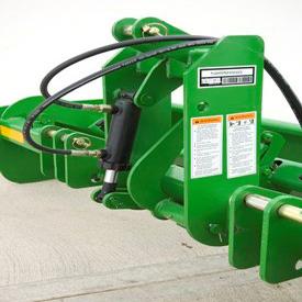 Standard on BB41 and BB42 Series Box Blades