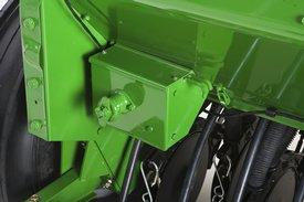 BD11 fertilizer metering system
