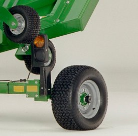 Ideal for use on golf courses and sport fields