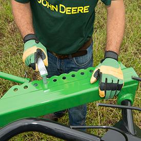 Increase crop volume by adjusting simple adjustment