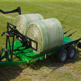 Model BC1108 bale push bar
