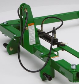BU10 Series Bale Unroller hitch