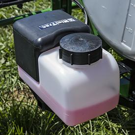 Foam marker solution tank