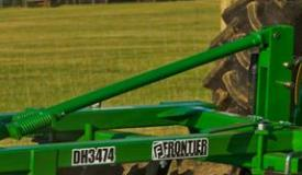 DH Series leveling system