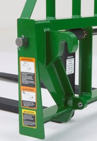 Global attachment fits all loader series
