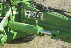 Make adjustments without leaving the tractor seat