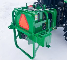 Self-contained hydraulic system