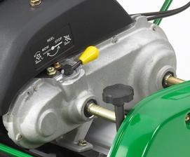 External differential drive