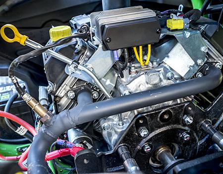 Kohler EFI gas engine