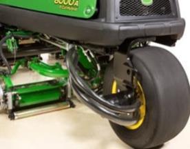 Rear wheel motor