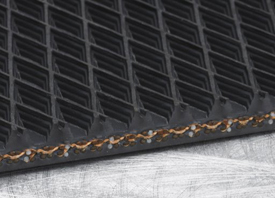 DiamondTough triple-weave belts