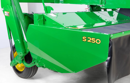 S250 Side-Pull Mower Conditioner