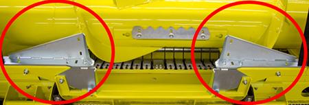 Dura  Line deflector plates