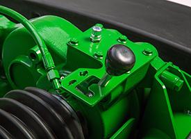 Adjusting impeller speed