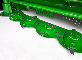 R990R Twin Rear-Mounted Mower-Conditioner