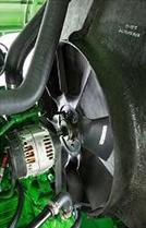 Variable-speed fan drive