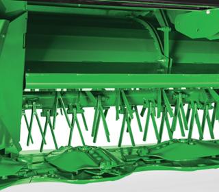 Free-swinging impeller