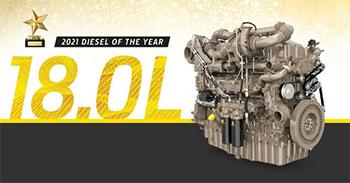Diesel of the Year award