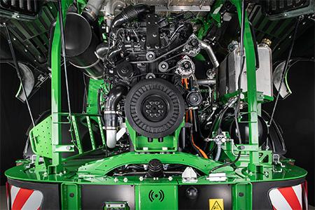 John Deere 18L (1098-cu in.) JD18X engine