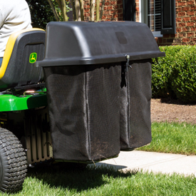 6.5-bu (229-L) rear bagger