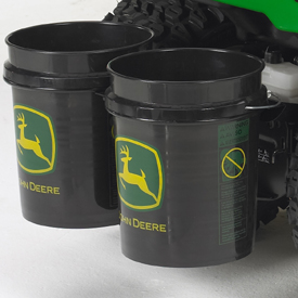 Double bucket holder (buckets ordered separately)