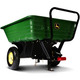 8Y Convertible Poly Utility Cart, push mode