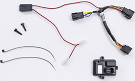 Smart connector, wiring harness, and twist ties