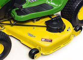 Accel Deep 48A Mower Deck