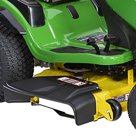 Accel Deep 42A Mower Deck