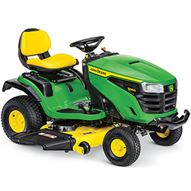 S240 with Accel Deep 48A Mower Deck