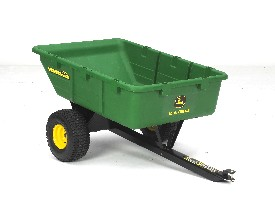 10P Poly Utility Cart