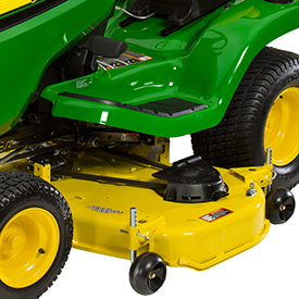 Accel Deep 54A Mower