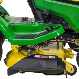 Accel Deep 42A Mower