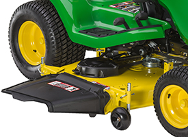 Accel Deep 54A Mower Deck