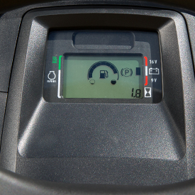 Electronic fuel gauge