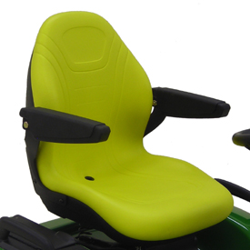 Adjustable armrest option