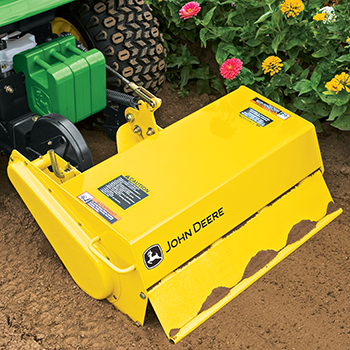 30-in. (76-cm) Mechanical Rotary Tiller