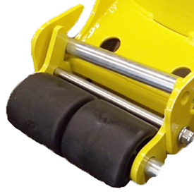 BUC10313 front roller kit shown