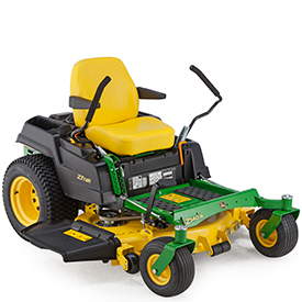 48-in. (122-cm) high-capacity mower deck