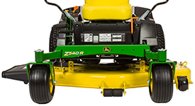 54-in. (137-cm) high-capacity mower deck