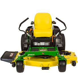 60-in. (152-cm) high-capacity mower deck