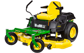62-in. (157-cm) Edge Mower Deck on Z540M