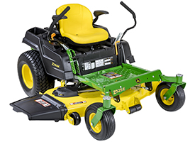Z525E ZTrak™ Mower with Accel Deep 54A Mower
