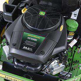 24-hp (17.9-kW) engine (Z365R)