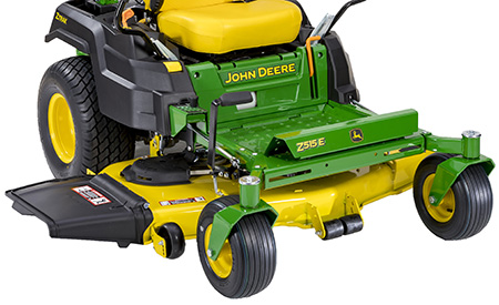 ZTrak™ Mower Accel Deep Mower Deck
