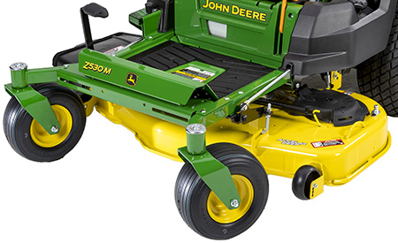 ZTrak Accel Deep Mower Deck